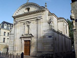 Façade de l'Eglise St Joseph