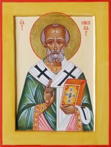 Icône de Saint Nicolas